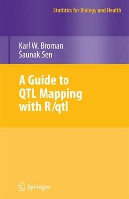 Guide to QTL Mapping with R qtl, by Broman 9780387921242