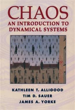Chaos: An Introduction to Dynamical Systems, by Alligood 9780387946771
