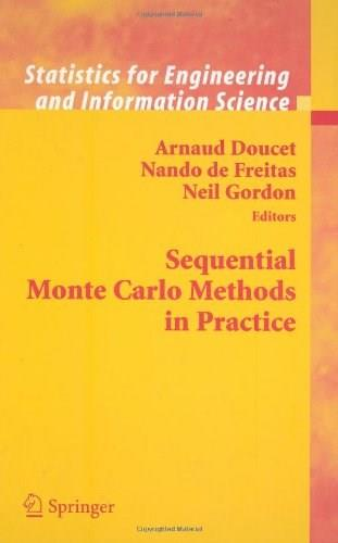 Sequential Monte Carlo Methods in Practice, by Doucet 9780387951461