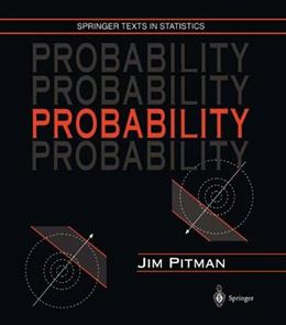 Probability (Springer Texts in Statistics) 9780387979748