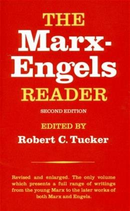 The Marx-Engels Reader (Second Edition) 2 9780393090406