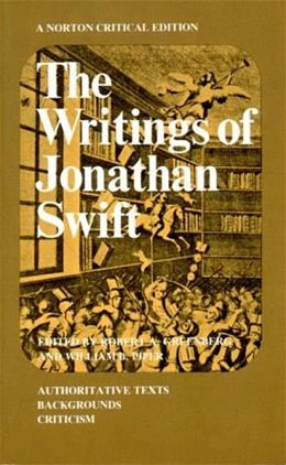 The Writings of Jonathan Swift (Norton Critical Edition) annotated  9780393094152