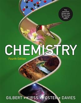 Chemistry: The Science in Context (Fourth Edition) 4 PKG 9780393124170