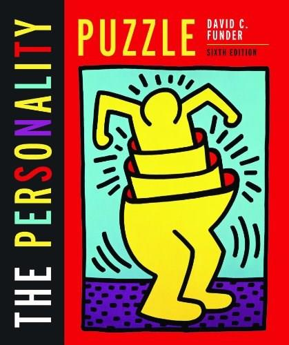 Personality Puzzle, by Funder, 6th Edition 9780393124415