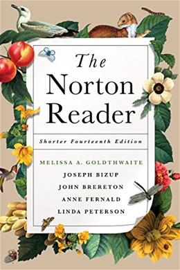 Norton Reader, by Goldthwaite, 14th Edition 9780393264128