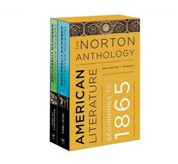 The Norton Anthology of American Literature (Ninth Edition)  (Vol. Package 1: Volumes A and B) 9 9780393264548