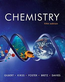 Chemistry: The Science in Context, 5th Edition 9780393264845