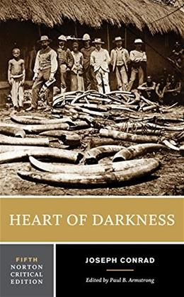 Heart of Darkness, by Conrad, 5th Edition 9780393264869