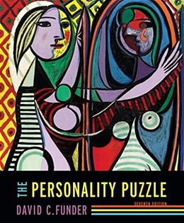 The Personality Puzzle (Seventh Edition) 7 9780393265149