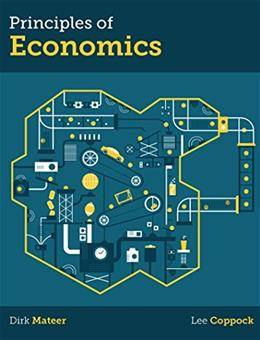Principles of Economics, by Mateer 9780393283365