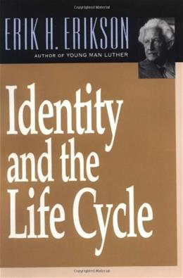 Identity and the Life Cycle, by Erikson 9780393311327