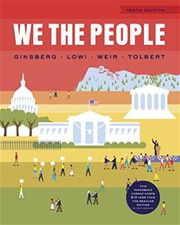 We the People (Full Tenth Edition) 10 9780393906226