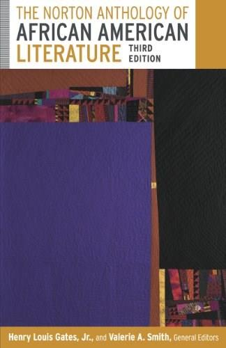 The Norton Anthology of African American Literature (Third Edition)  (Vol. Two Volume Set) 3 PKG 9780393911558