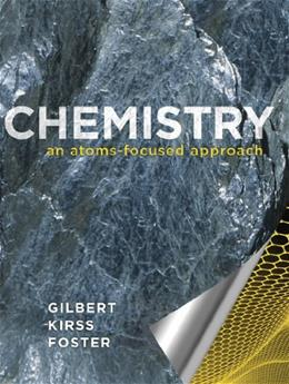 Chemistry: An Atoms-Focused Approach Har/Psc 9780393912340