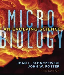 Microbiology: An Evolving Science (Third Edition) 3 PKG 9780393919295