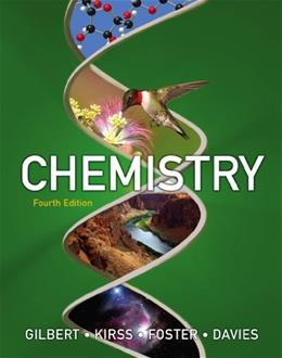 Chemistry: The Science in Context, by Gilbert, 4th Edition 9780393919370