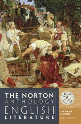 The Norton Anthology of English Literature: The Major Authors, 9th Edition 9780393919639