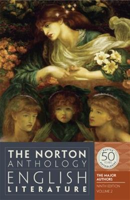 The Norton Anthology of English Literature, The Major Authors (Ninth Edition)  (Vol. 2) 9 9780393919653