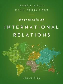 Essentials of International Relations (Sixth Edition) 6 9780393921953