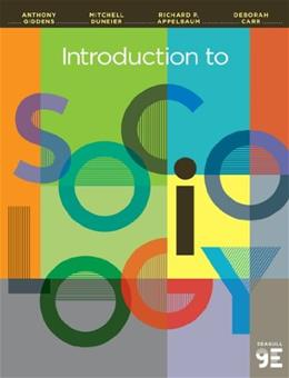 Introduction to Sociology (Seagull Ninth Edition) 9 9780393922233