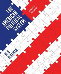 American Political System, 2nd Edition 9780393923292