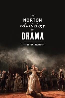 Norton Anthology of Drama, by Gainor, 2nd Edition, 2 VOLUME SET 2 PKG 9780393923414