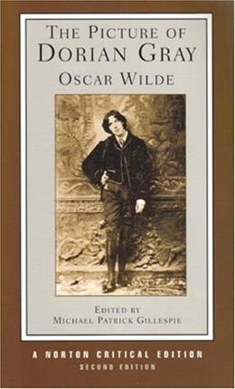 Picture of Dorian Gray, by Wilde, 2nd Edition 9780393927542
