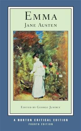 Emma, by Austen, 4th Edition 9780393927641