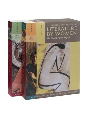 Norton Anthology of Literature by Women (Boxed set, Volumes 1 and 2) 3 PKG 9780393930153