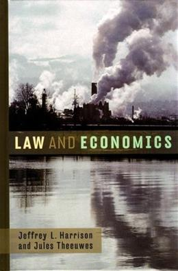 Law and Economics, by Harrison 9780393930535