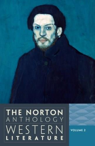 The Norton Anthology of Western Literature, Vol. 2 9 9780393933635