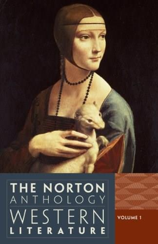 The Norton Anthology of Western Literature, Vol. 1 9 9780393933642