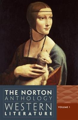 Norton Anthology of Western Literature, by Puchner, 9th Edition, Volume 1 9780393933642