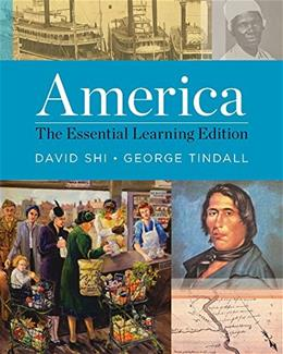America: The Essential Learning Edition (Vol. One-Volume) PKG 9780393935875