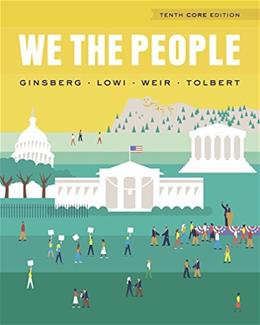 We the People (Core Tenth Edition) 10 9780393937046