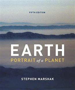 Earth: Portrait of a Planet (Fifth Edition) 5 9780393937503