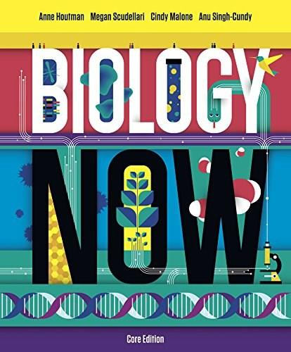 Biology Now, by Houtman, Core Edition PKG 9780393938340