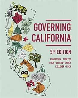 Governing California in the Twenty-First Century (Fifth Edition) 5 9780393938395
