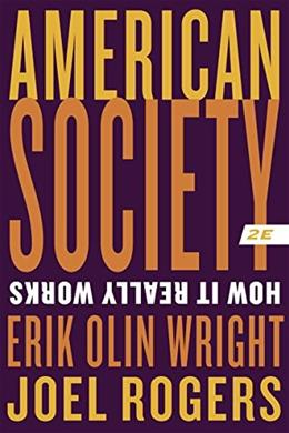 American Society: How It Really Works (Second Edition) 2 9780393938852