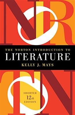 The Norton Introduction to Literature (Shorter Twelfth Edition) 12 9780393938920