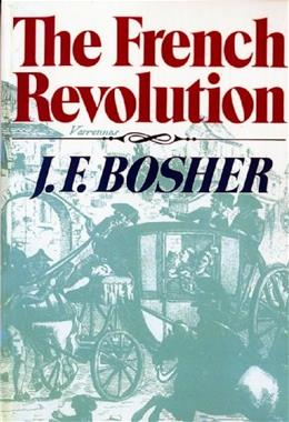 French Revolution, by Bosher 9780393959970