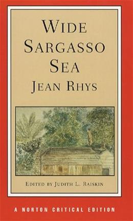 Wide Sargasso Sea, by Rhys 9780393960129