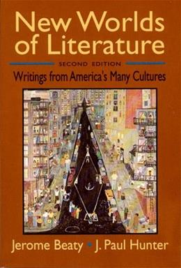New Worlds of Literature: Writings from America