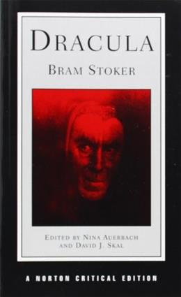 Dracula, by Stoker 9780393970128