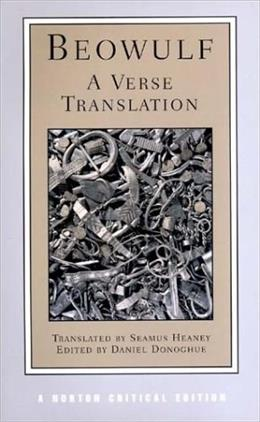 Beowulf: A Verse Translation, by Donoghue 9780393975802