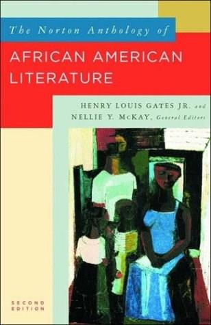 The Norton Anthology of African American Literature 2 w/CD 9780393977783