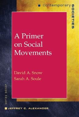 Primer on Social Movements, by Snow 9780393978452