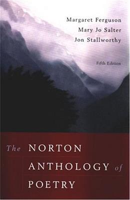 The Norton Anthology of Poetry 5 9780393979206