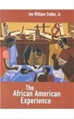 African American Experience, by Trotter 9780395756546