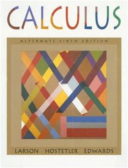 Calculus with Analytic Geometry, Alternate 6 9780395889022